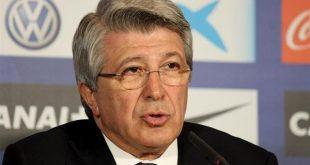 رئيس اتليتكو مدريد