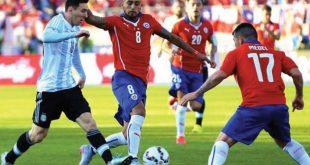 الارجنتين وتشيلي